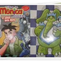 Xadrez em quadrinhos!