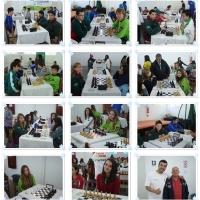 Enxadristas de São Bento do Sul nas Provas Individuais de Xadrez Rápido - 25º Joguinhos Abertos Abertos de Santa Catarina