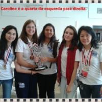 Xadrez de São Bento do Sul faz história  novamente em São Paulo nos Jogos Abertos!
