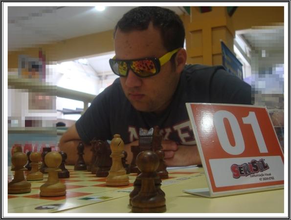 FOTO Jogando com Estilo – IX Etapa do 5 Circuito de Xadrez Rápido Colégio Froebel / Félix Mármores / Di-Cercal Eletro-Info