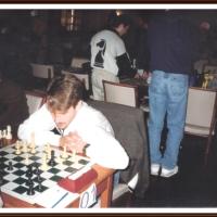 História do Xadrez Santamariense – Torneio Empresarial 1995 em Santa Maria/RS