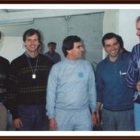 História do Xadrez Santamariense – Interclubes 1992 em Jaguarão/RS