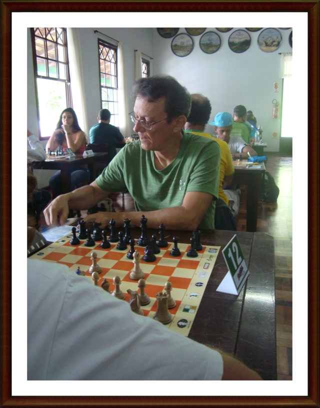 Armando Lindolfo Scharlau Pereira – II Aberto do Brasil de São Bento do Sul / Semifinal 1 do 60º Campeonato Catarinense 2014 – III Taça FMD / Xadrez Educa