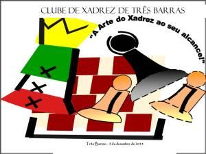Emblema Clube de Xadrez de Três Barras