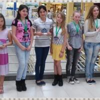 Premiação - Feminino - VIII Etapa do 7º Circuito de Xadrez Rápido Colégio Froebel / ACTU-X Informática / Félix Mármores