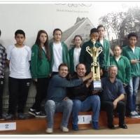 FINAL - Troféu Transitório 2015 - XIV Circuito de Xadrez Escolar de São Bento do Sul